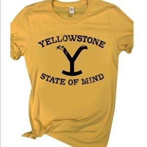 Yellowstone shirt